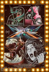 24x36 : A Movie About Movie Posters - Documentaire (2017)