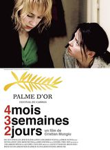 4 mois, 3 semaines, 2 jours - Film (2007) streaming VF gratuit complet