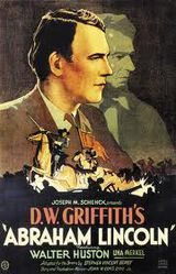 Abraham Lincoln - Film (1930) streaming VF gratuit complet