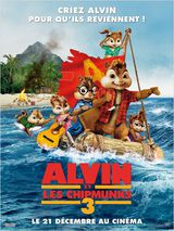 Alvin et les Chipmunks 3 - Film (2011) streaming VF gratuit complet