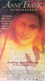 Anne Frank Remembered - Documentaire (1995)