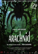 Arachnid - Film (2001) streaming VF gratuit complet