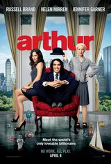 Arthur, un amour de milliardaire - Film (2011) streaming VF gratuit complet