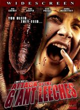 Attack of the Giant Leeches - Film (2008)