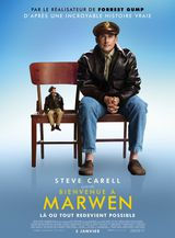 Bienvenue à Marwen - Film (2019) streaming VF gratuit complet