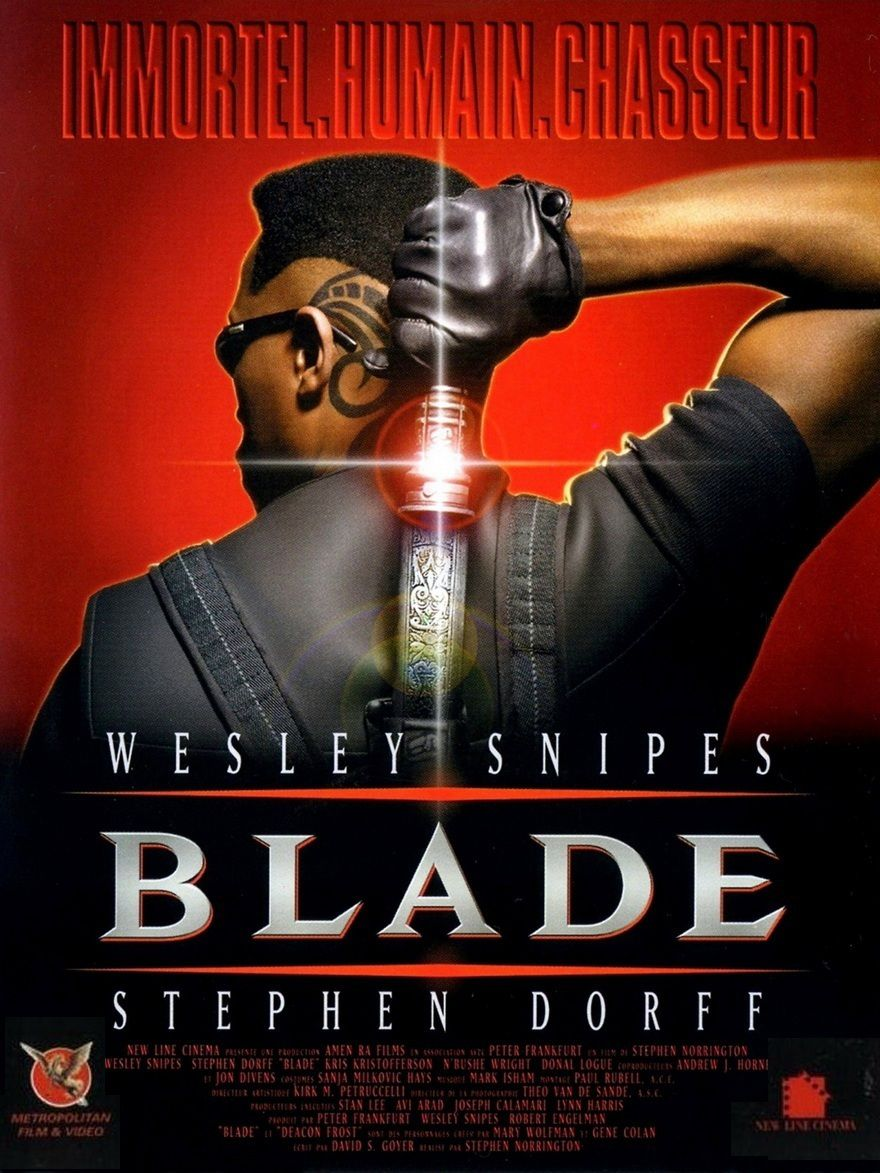 Blade - Film (1998) streaming VF gratuit complet