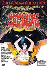 Blood Orgy of the she Devils - Film (1973)