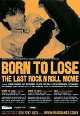 Born to Lose, the Last Rock and Roll Movie - Film (2001)