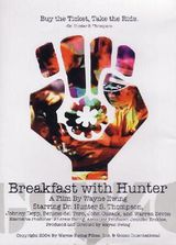 Breakfast with Hunter - Documentaire (2003)