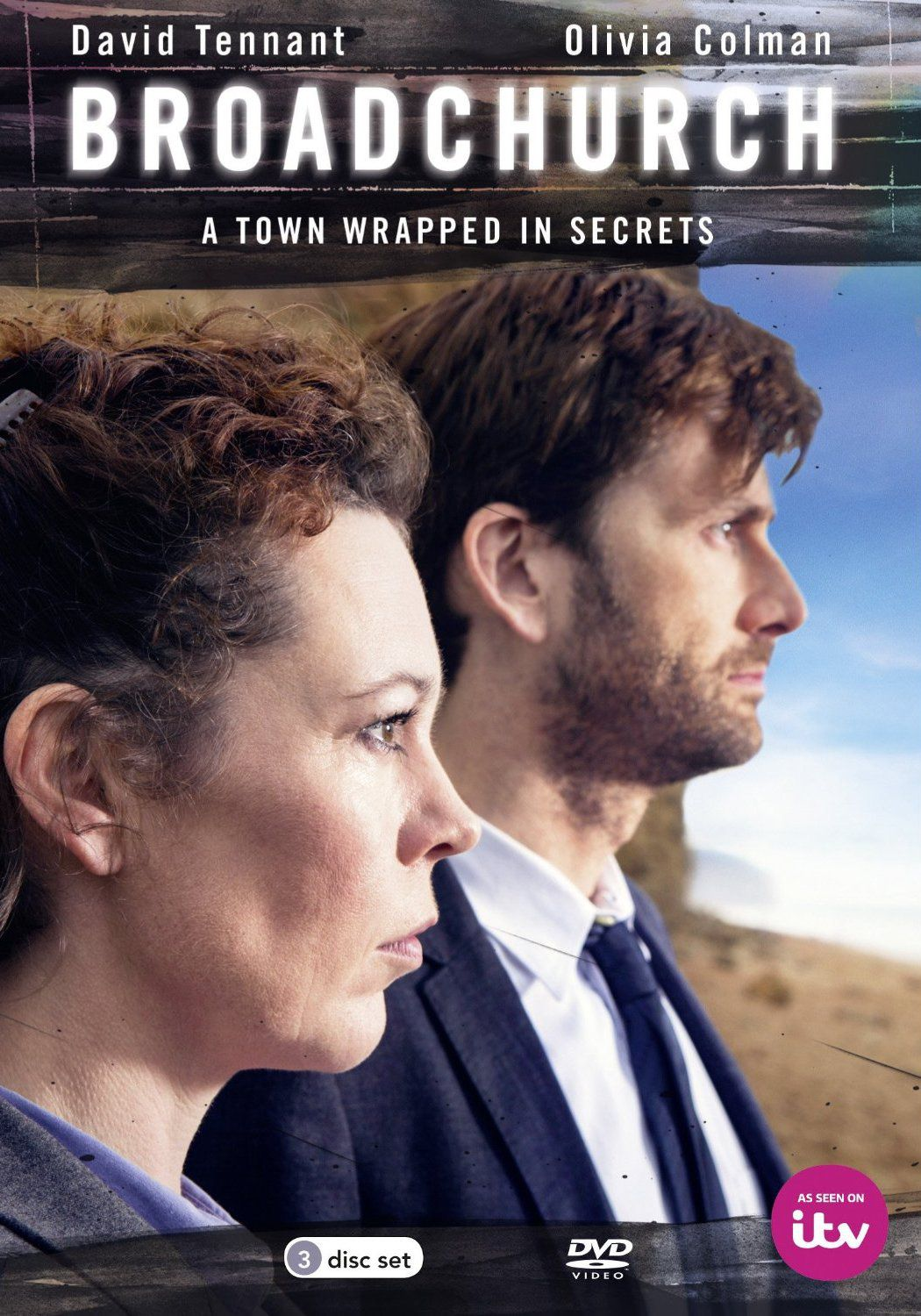 Broadchurch - Série (2013) streaming VF gratuit complet