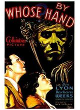 By Whose Hand ? - Film (1932)