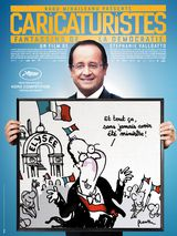 Caricaturistes, fantassins de la démocratie - Documentaire (2014)