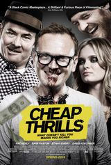 Cheap Thrills - Film (2014) streaming VF gratuit complet