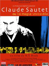 Claude Sautet ou la Magie invisible - Documentaire (2004)