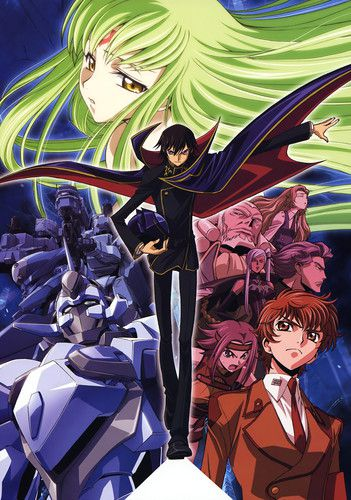 Code Geass: Lelouch of the Rebellion - Anime (2006) streaming VF gratuit complet