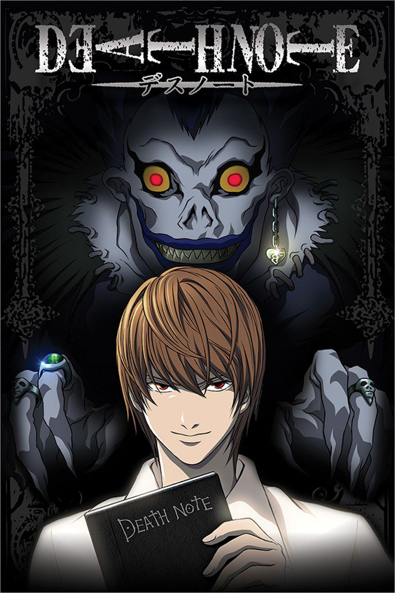 Death Note - Anime (2006) streaming VF gratuit complet