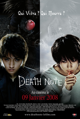 Death Note - Film (2006) streaming VF gratuit complet