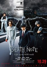 Death Note: Light Up The New World - Film (2016) streaming VF gratuit complet