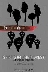 Film Depeche Mode : Spirits in the Forest