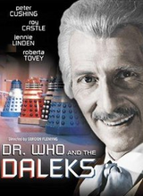 Film Dr Who contre les Daleks
