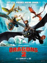 Dragons 2 - Long-métrage d'animation (2014)
