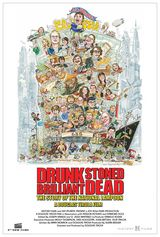 Drunk Stoned Brilliant Dead: The Story of the National Lampoon - Documentaire (2015)