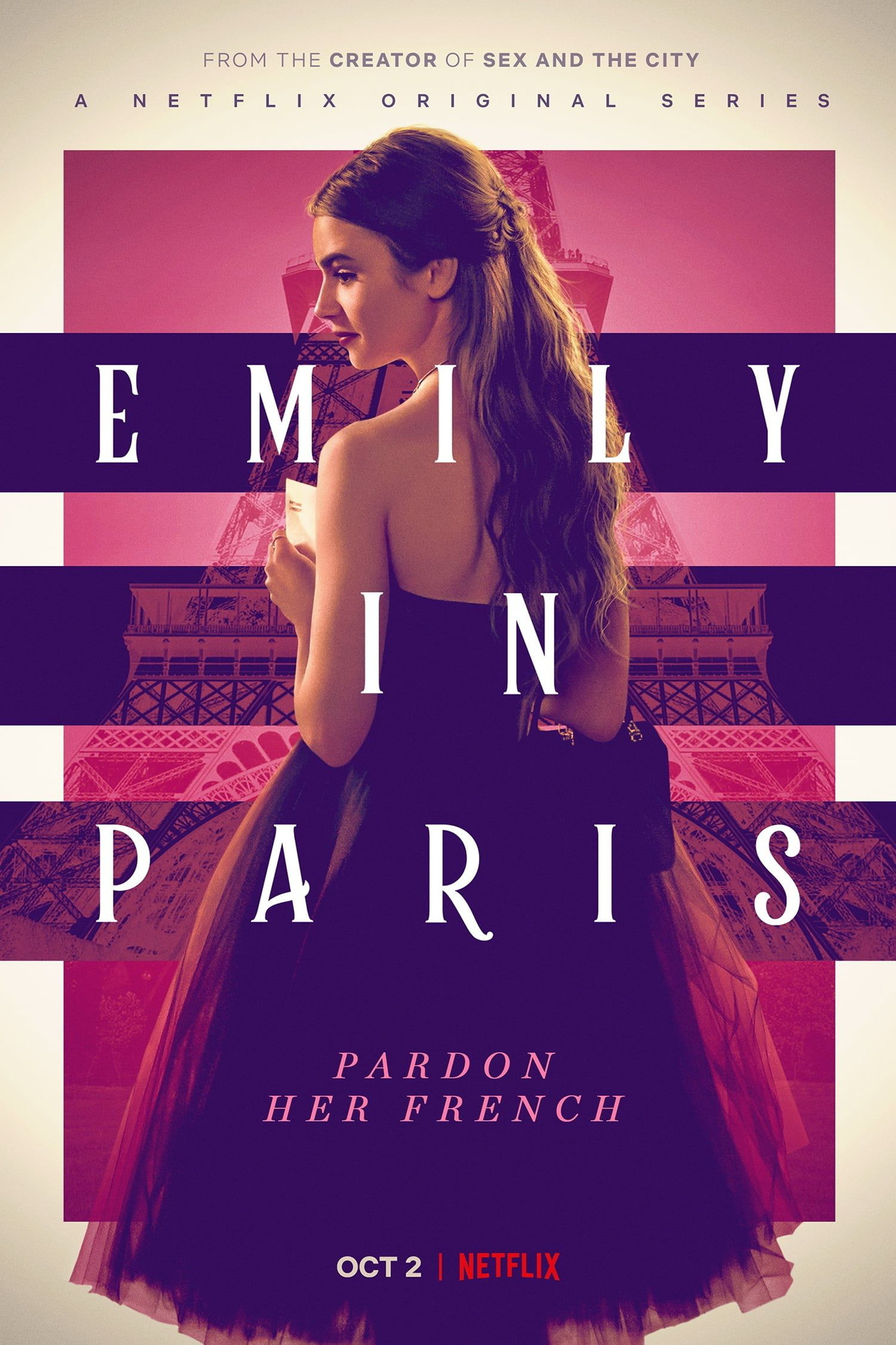 Emily in Paris - Série (2020) streaming VF gratuit complet