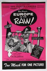 Europe in the Raw - Documentaire (1963) streaming VF gratuit complet