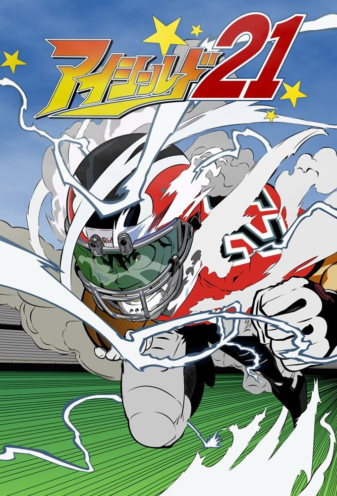 Eyeshield 21 - Anime (2004) streaming VF gratuit complet