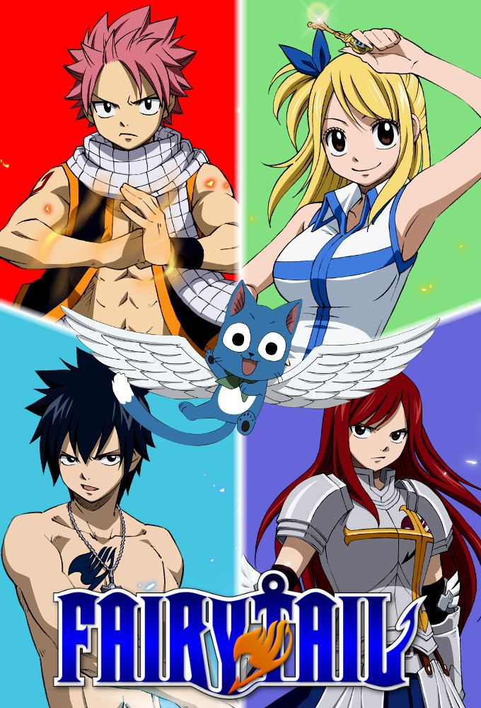 Voir Film Fairy Tail - Anime (2009) streaming VF gratuit complet