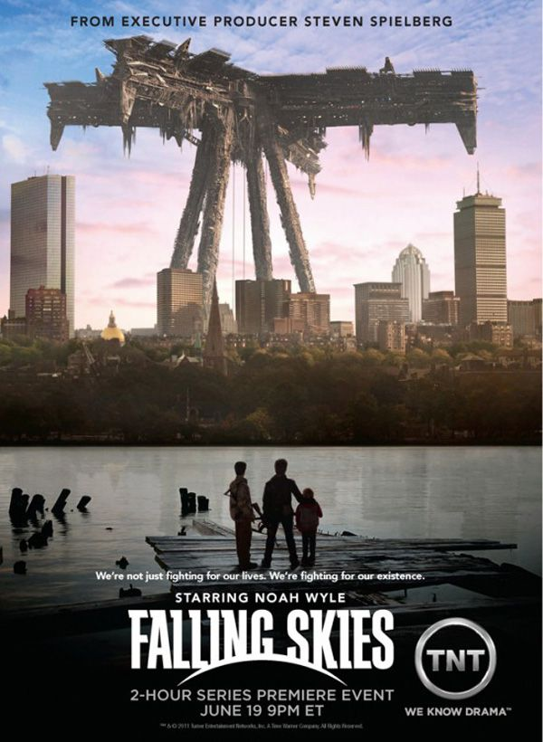Falling Skies - Série (2011) streaming VF gratuit complet