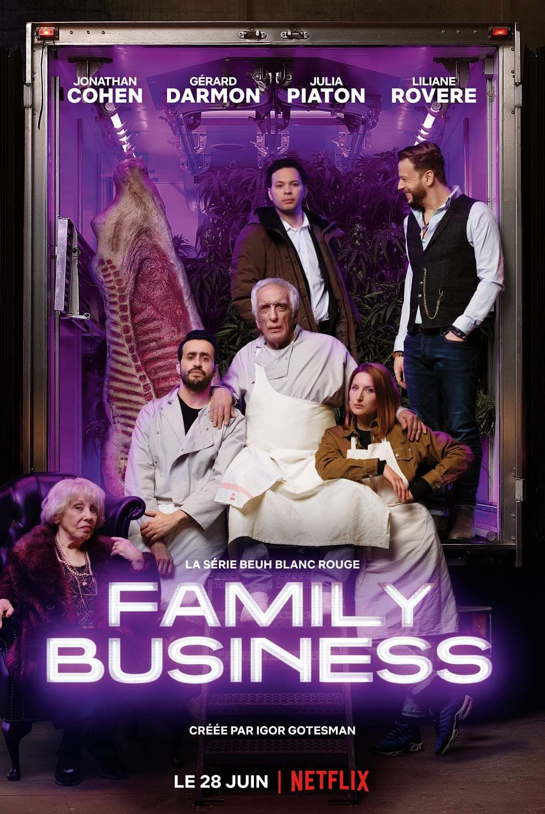 Film Family Business