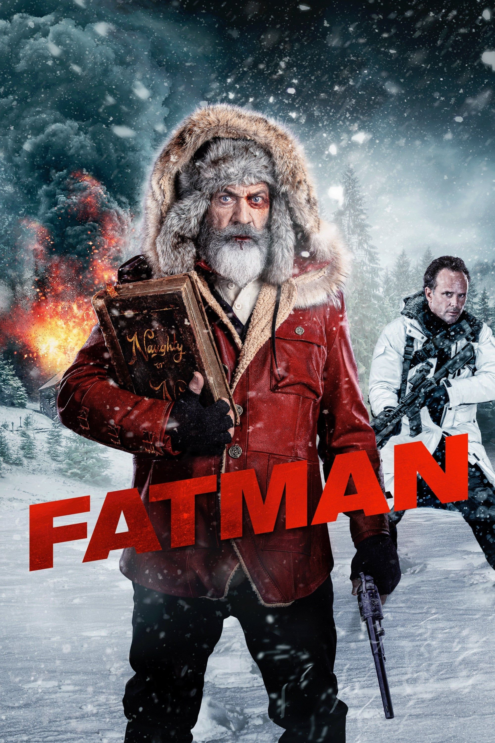 Voir Film Fatman - Film (2020) streaming VF gratuit complet
