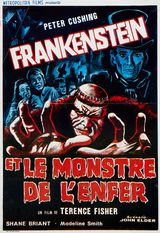 Frankenstein et le monstre de l'enfer - Film (1974)