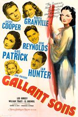 Gallant Sons - Film (1940)