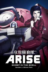 Ghost in the Shell Arise : Border 1 - Ghost Pain - Téléfilm (2013) streaming VF gratuit complet