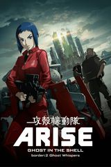 Ghost in the Shell Arise : Border 2 - Ghost Whisper - Téléfilm (2013) streaming VF gratuit complet
