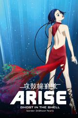 Ghost in the Shell Arise : Border 3 - Ghost Tears - Téléfilm (2014) streaming VF gratuit complet
