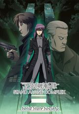 Ghost in the Shell : Stand Alone Complex - Solid State Society - Long-métrage d'animation (2006) streaming VF gratuit complet