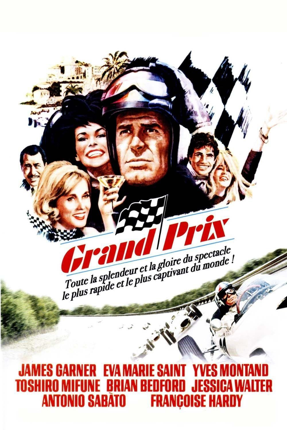 Grand Prix - Film (1966) streaming VF gratuit complet