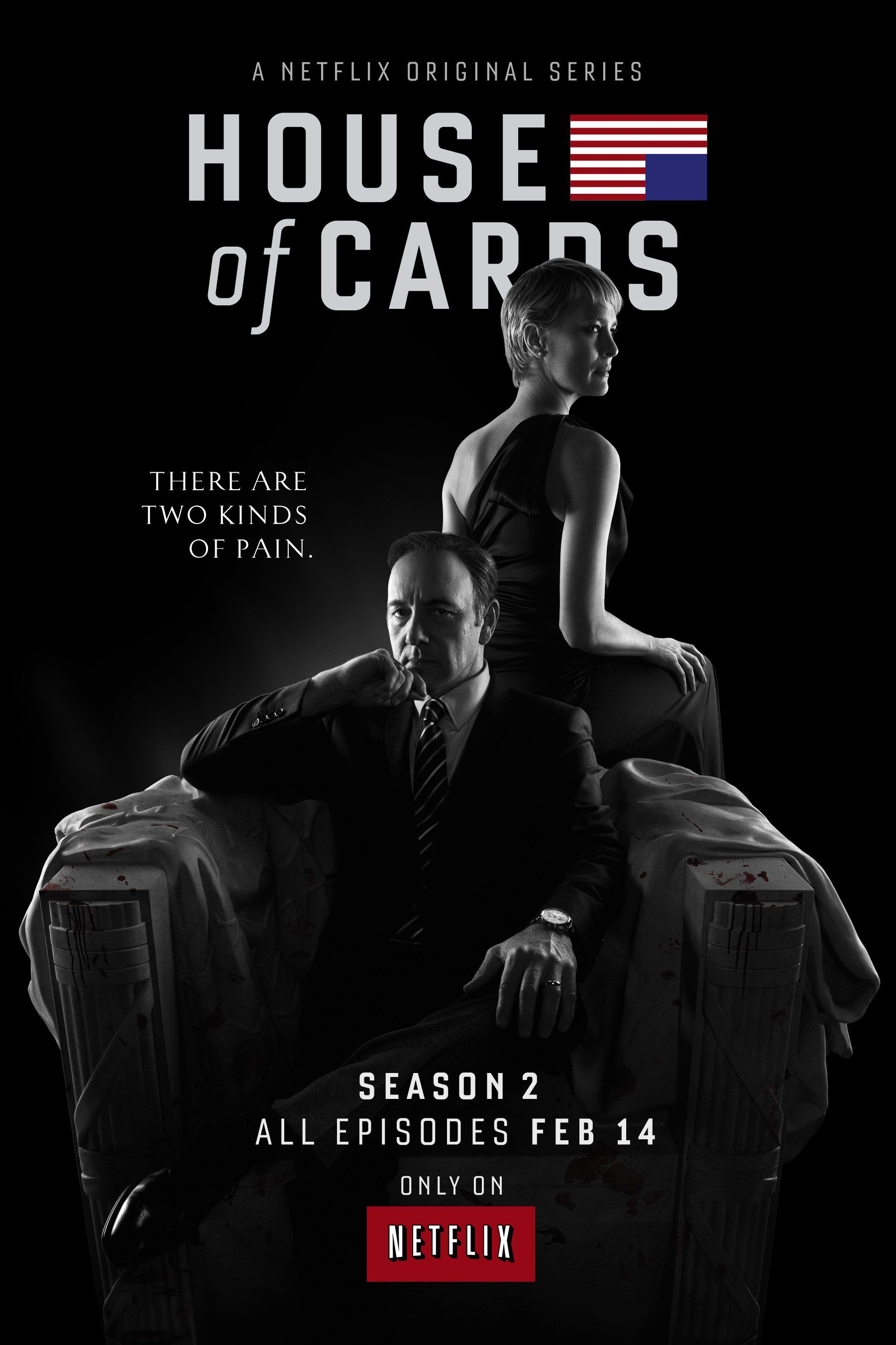 Voir Film House of Cards - Série (2013) streaming VF gratuit complet