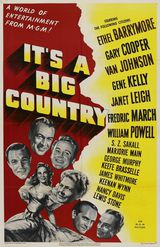 It's a Big Country - Film (1951)