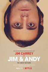 Jim et Andy - Documentaire (2017)
