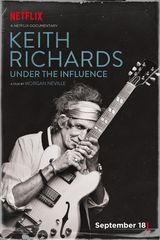Film Keith Richards: Under the Influence