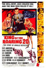 King of the Roaring 20's: The Story of Arnold Rothstein - Film (1961)