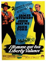 L'Homme qui tua Liberty Valance - Film (1962) streaming VF gratuit complet