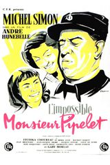 L'Impossible Monsieur Pipelet - Film (1955)