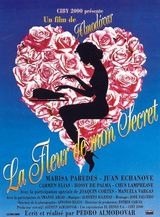 La Fleur de mon secret - Film (1995) streaming VF gratuit complet