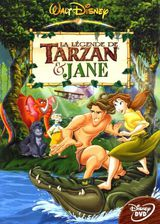 La Légende de Tarzan et Jane - Film (2002) streaming VF gratuit complet