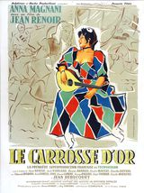 Le Carrosse d'or - Film (1953)